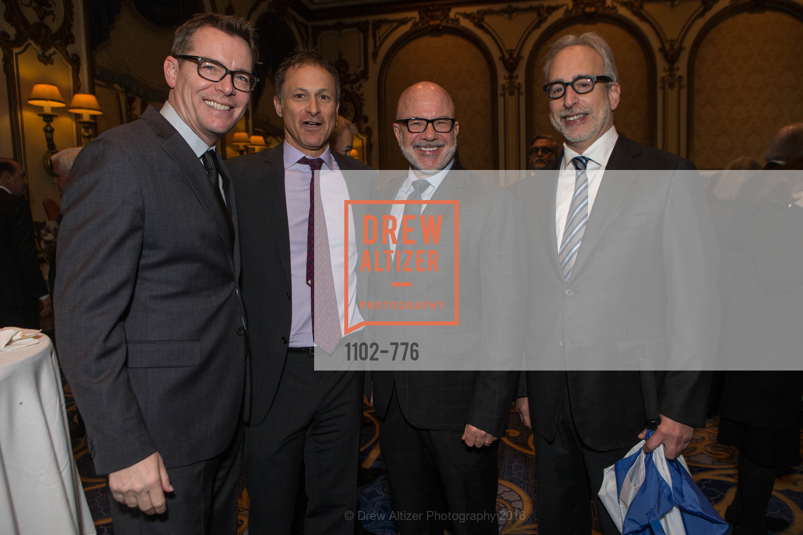PJ Johnston, Chris Moscone, Steve Kawa, John Holtzman, Wilkes Bashford Funeral, Grace Cathedral. 1100 California St, January 29th, 2016,Drew Altizer, Drew Altizer Photography, full-service agency, private events, San Francisco photographer, photographer california