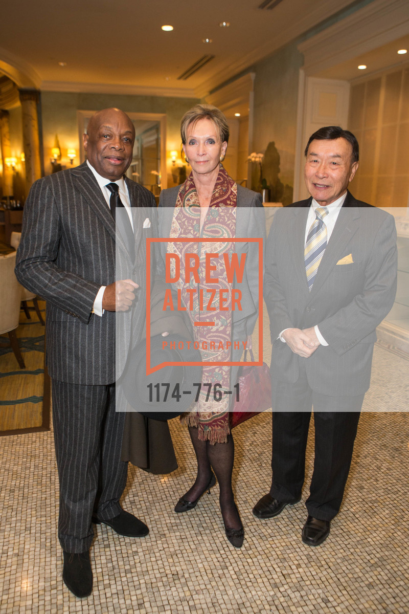 Willie Brown, Sallie Huntting, Wilkes Bashford Funeral, Grace Cathedral. 1100 California St, January 29th, 2016,Drew Altizer, Drew Altizer Photography, full-service agency, private events, San Francisco photographer, photographer california