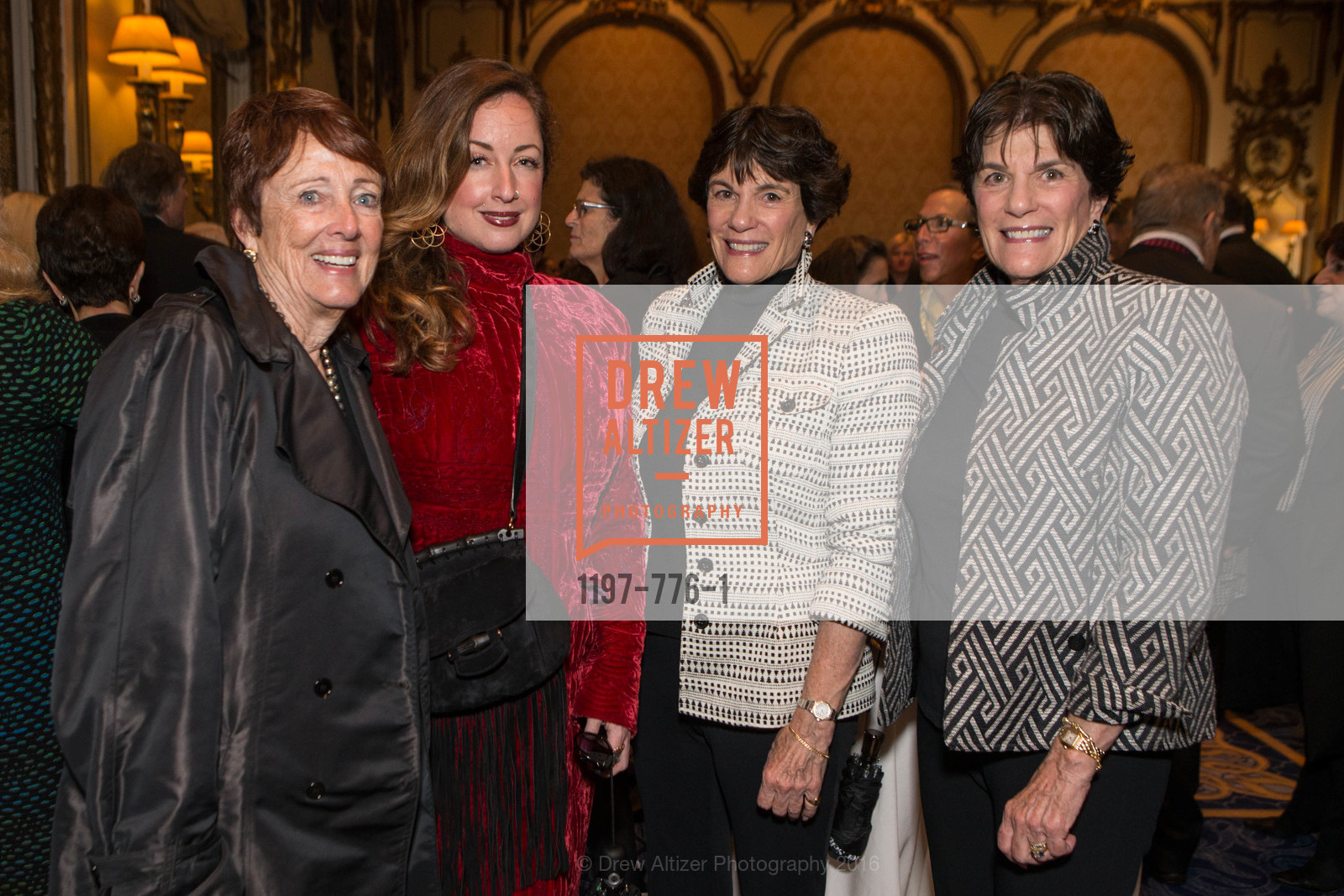 Midge Callahan, Katie Callahan, Glennie Eisele, Francie Osthimer, Wilkes Bashford Funeral, Grace Cathedral. 1100 California St, January 29th, 2016,Drew Altizer, Drew Altizer Photography, full-service agency, private events, San Francisco photographer, photographer california