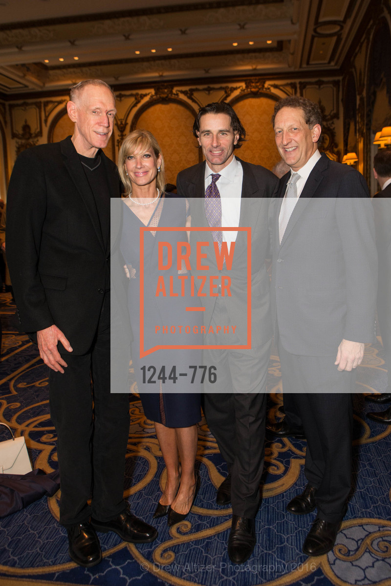 Tom Kelley, Janet Reilly, Paul Pelosi, Larry Baer, Wilkes Bashford Funeral, Grace Cathedral. 1100 California St, January 29th, 2016,Drew Altizer, Drew Altizer Photography, full-service agency, private events, San Francisco photographer, photographer california