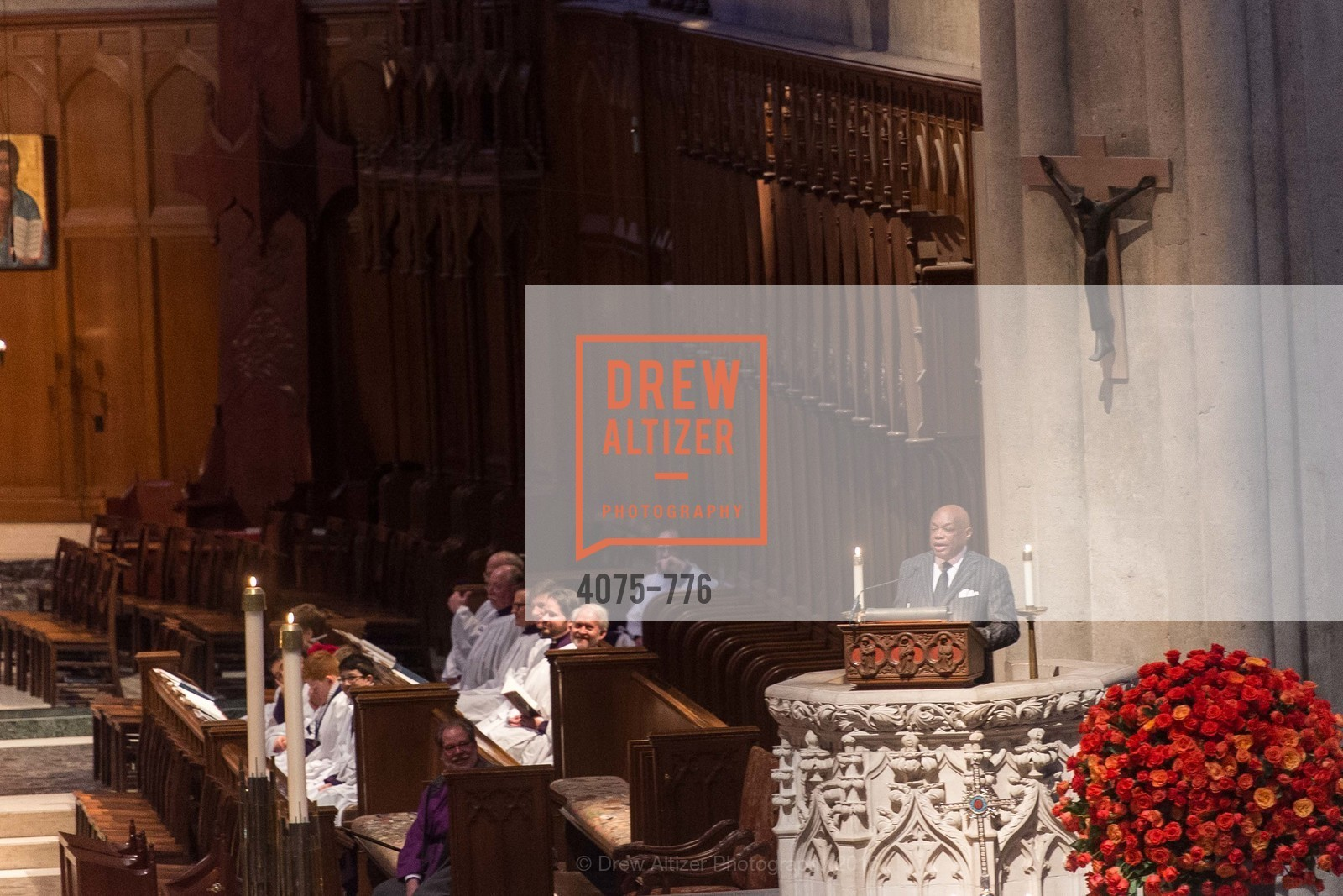 Willie Brown, Wilkes Bashford Funeral, Grace Cathedral. 1100 California St, January 29th, 2016,Drew Altizer, Drew Altizer Photography, full-service event agency, private events, San Francisco photographer, photographer California