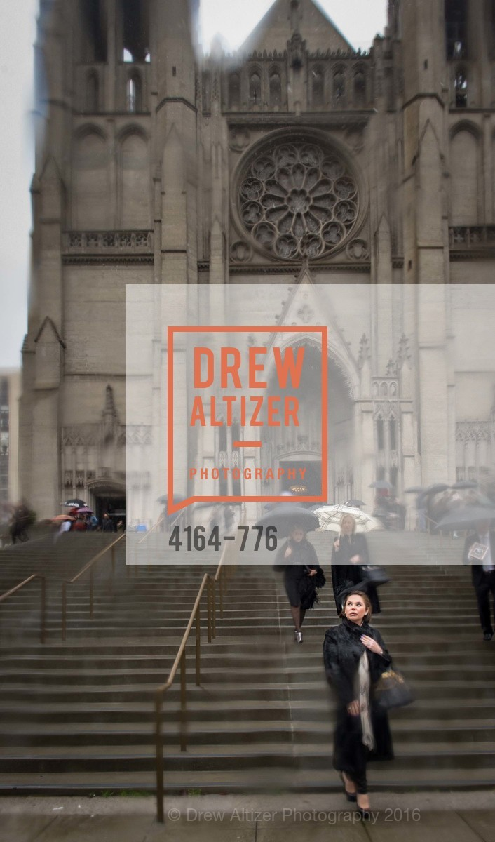Rada Katz, Wilkes Bashford Funeral, Grace Cathedral. 1100 California St, January 29th, 2016,Drew Altizer, Drew Altizer Photography, full-service agency, private events, San Francisco photographer, photographer california