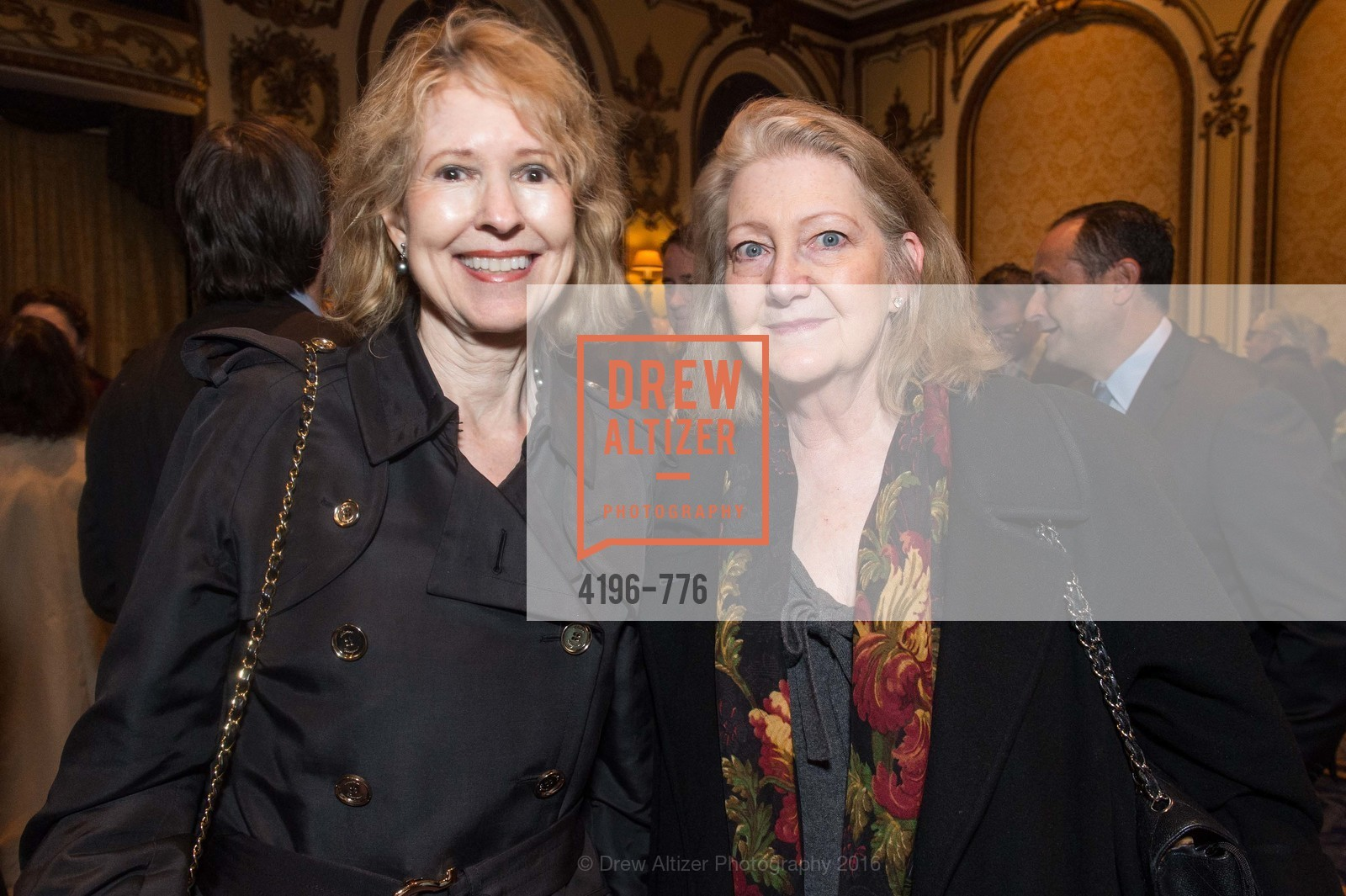 Gail Brown, Martha Bredon, Wilkes Bashford Funeral, Grace Cathedral. 1100 California St, January 29th, 2016,Drew Altizer, Drew Altizer Photography, full-service agency, private events, San Francisco photographer, photographer california