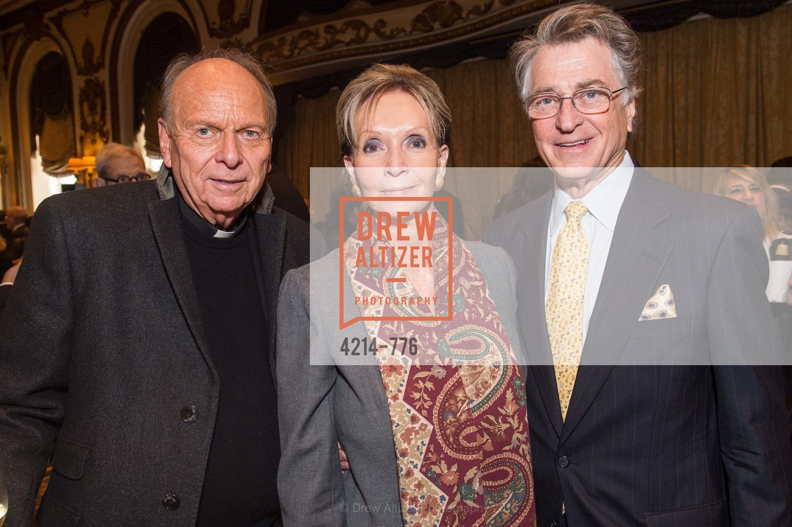 David Pace, Sallie Huntting, Leon Huntting, Wilkes Bashford Funeral, Grace Cathedral. 1100 California St, January 29th, 2016,Drew Altizer, Drew Altizer Photography, full-service agency, private events, San Francisco photographer, photographer california