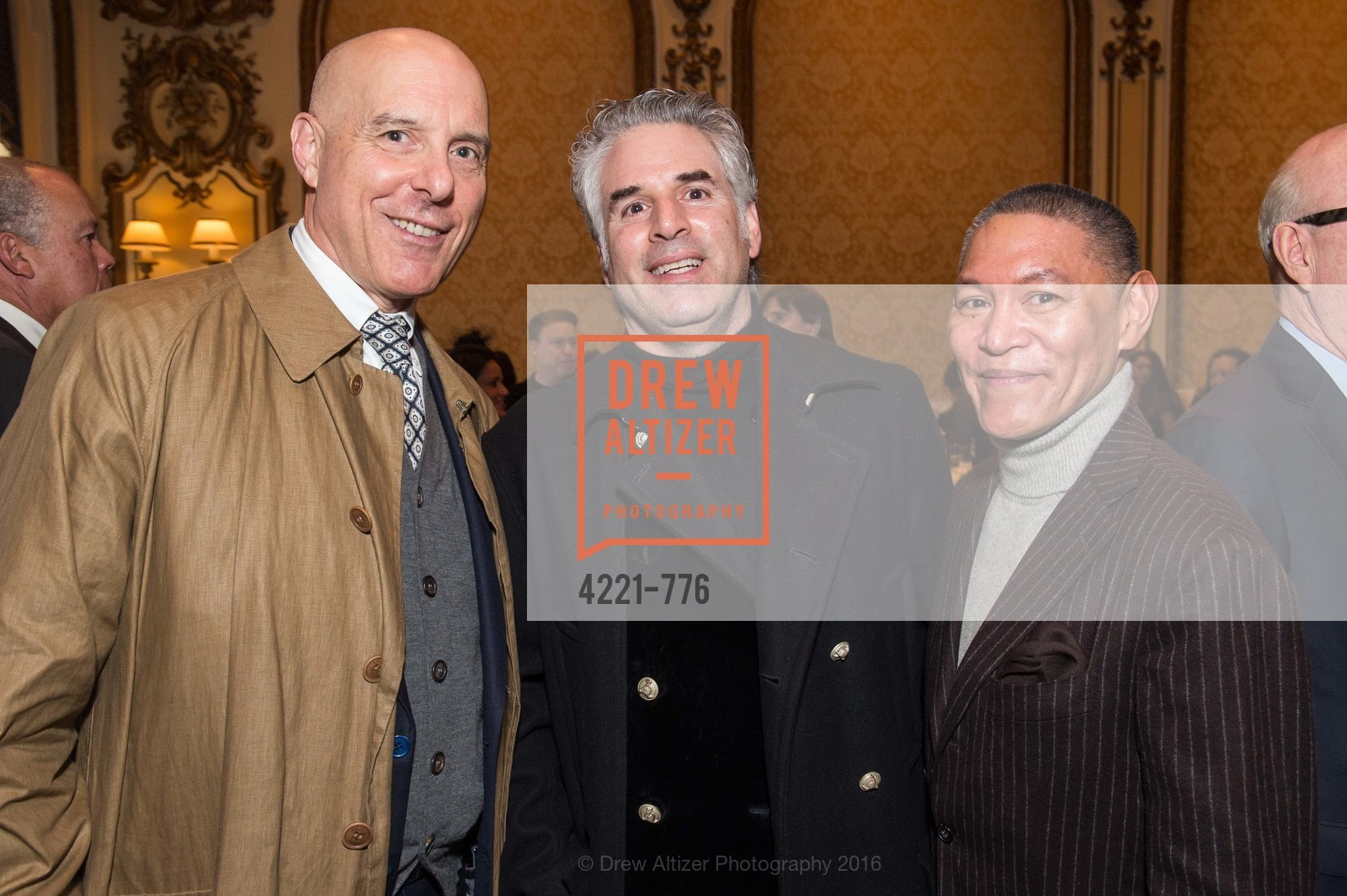 James Bastian, Michel Stamoulis, Matt Salvador, Wilkes Bashford Funeral, Grace Cathedral. 1100 California St, January 29th, 2016,Drew Altizer, Drew Altizer Photography, full-service agency, private events, San Francisco photographer, photographer california