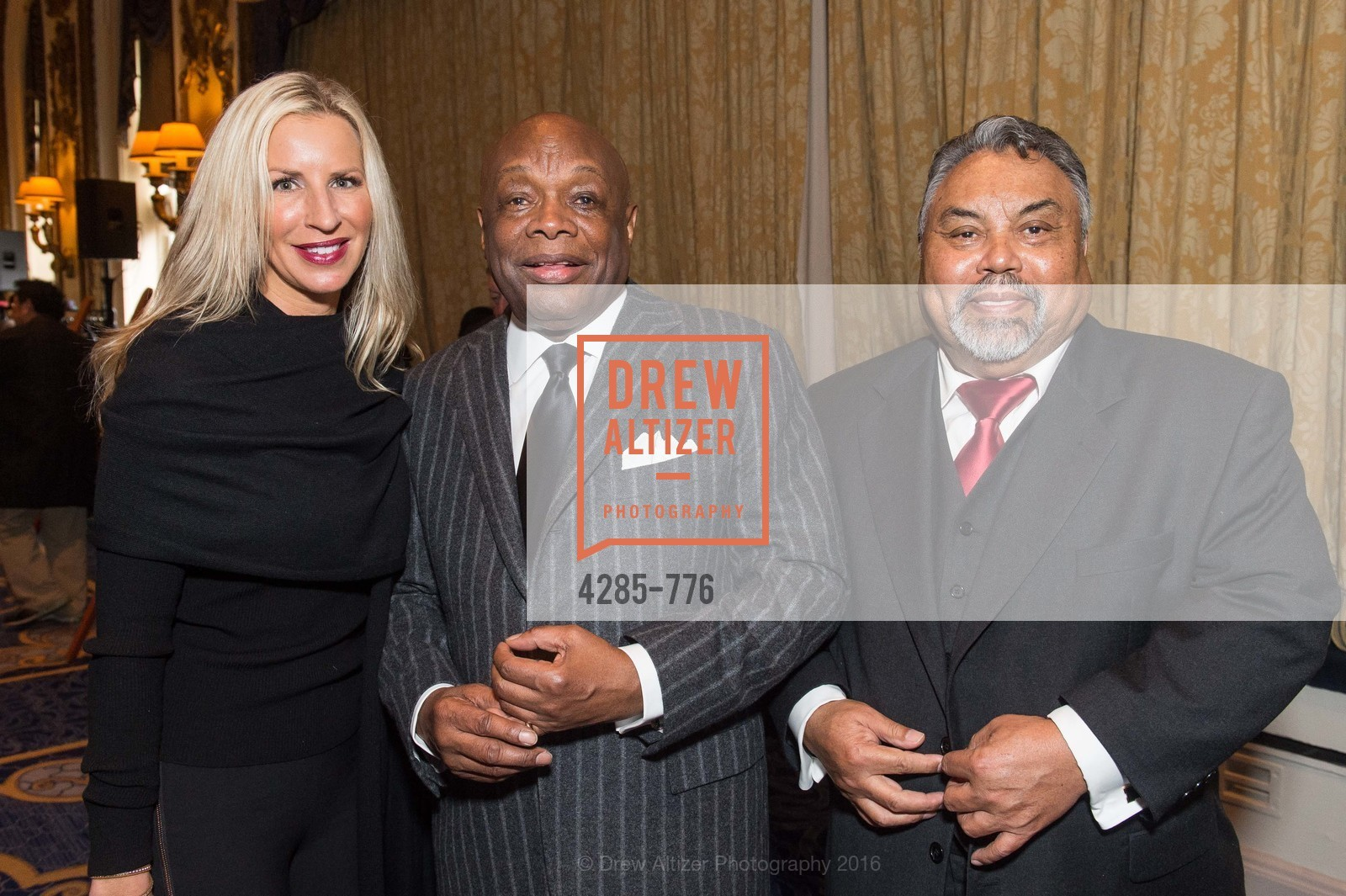 Willie Brown, Carl Rosales, Wilkes Bashford Funeral, Grace Cathedral. 1100 California St, January 29th, 2016,Drew Altizer, Drew Altizer Photography, full-service agency, private events, San Francisco photographer, photographer california