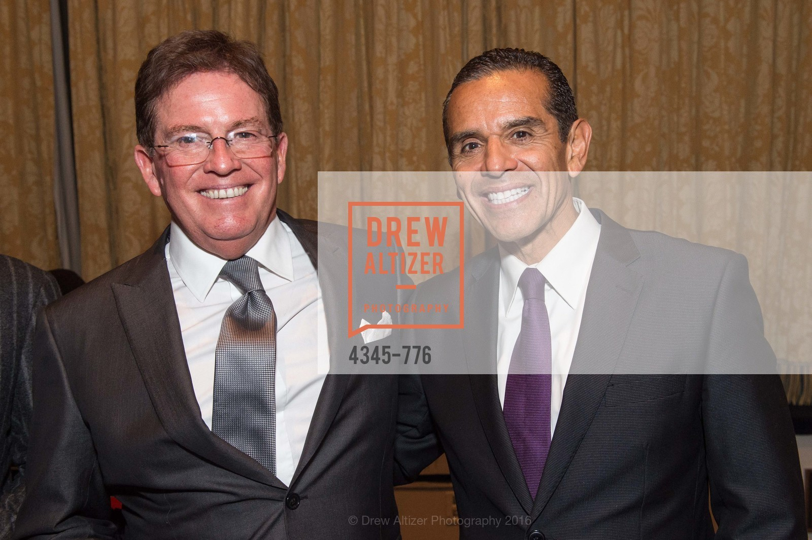 Rusty Areias, Antonio Villaraigosa, Wilkes Bashford Funeral, Grace Cathedral. 1100 California St, January 29th, 2016,Drew Altizer, Drew Altizer Photography, full-service agency, private events, San Francisco photographer, photographer california