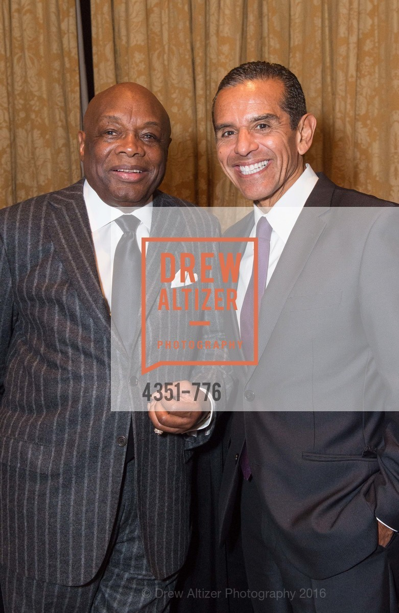 Willie Brown, Antonio Villaraigosa, Wilkes Bashford Funeral, Grace Cathedral. 1100 California St, January 29th, 2016,Drew Altizer, Drew Altizer Photography, full-service agency, private events, San Francisco photographer, photographer california