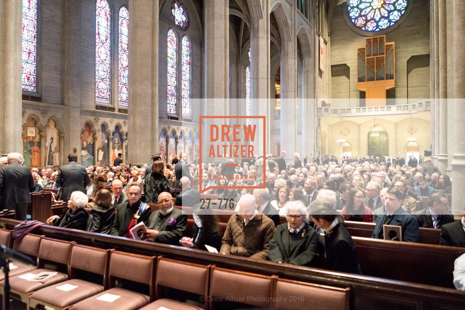 Atmosphere, Wilkes Bashford Funeral, Grace Cathedral. 1100 California St, January 29th, 2016,Drew Altizer, Drew Altizer Photography, full-service event agency, private events, San Francisco photographer, photographer California