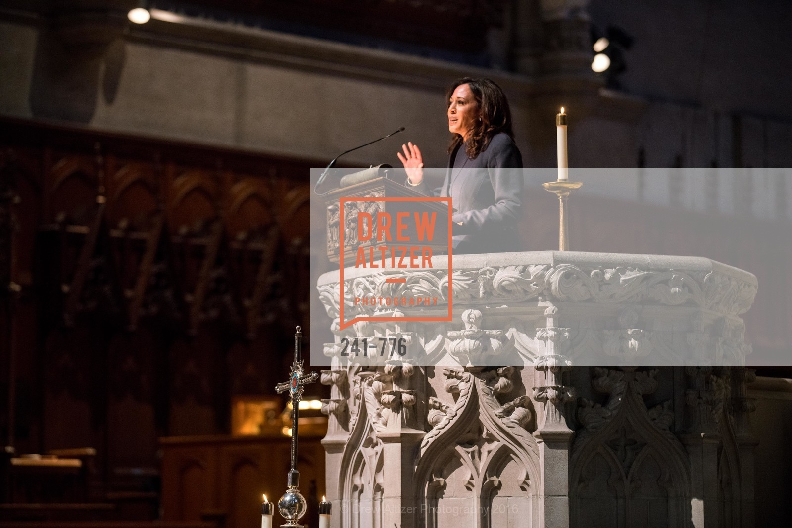 Kamala Harris, Wilkes Bashford Funeral, Grace Cathedral. 1100 California St, January 29th, 2016,Drew Altizer, Drew Altizer Photography, full-service event agency, private events, San Francisco photographer, photographer California