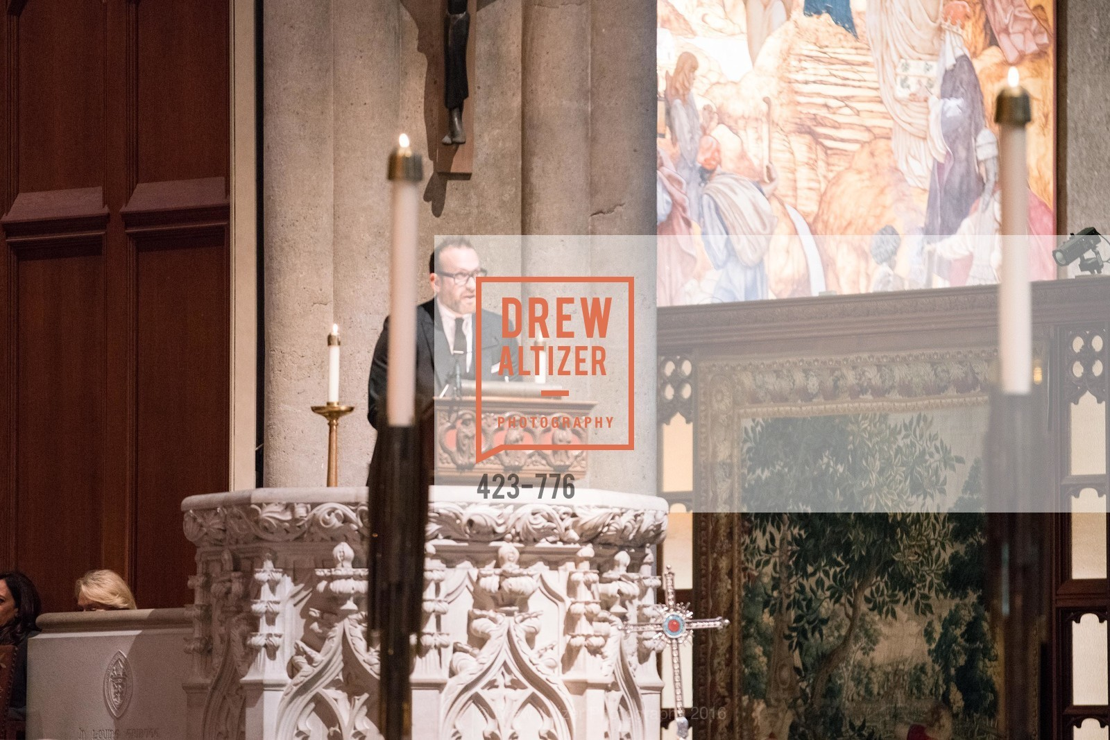 Tyler Mitchell, Wilkes Bashford Funeral, Grace Cathedral. 1100 California St, January 29th, 2016,Drew Altizer, Drew Altizer Photography, full-service agency, private events, San Francisco photographer, photographer california