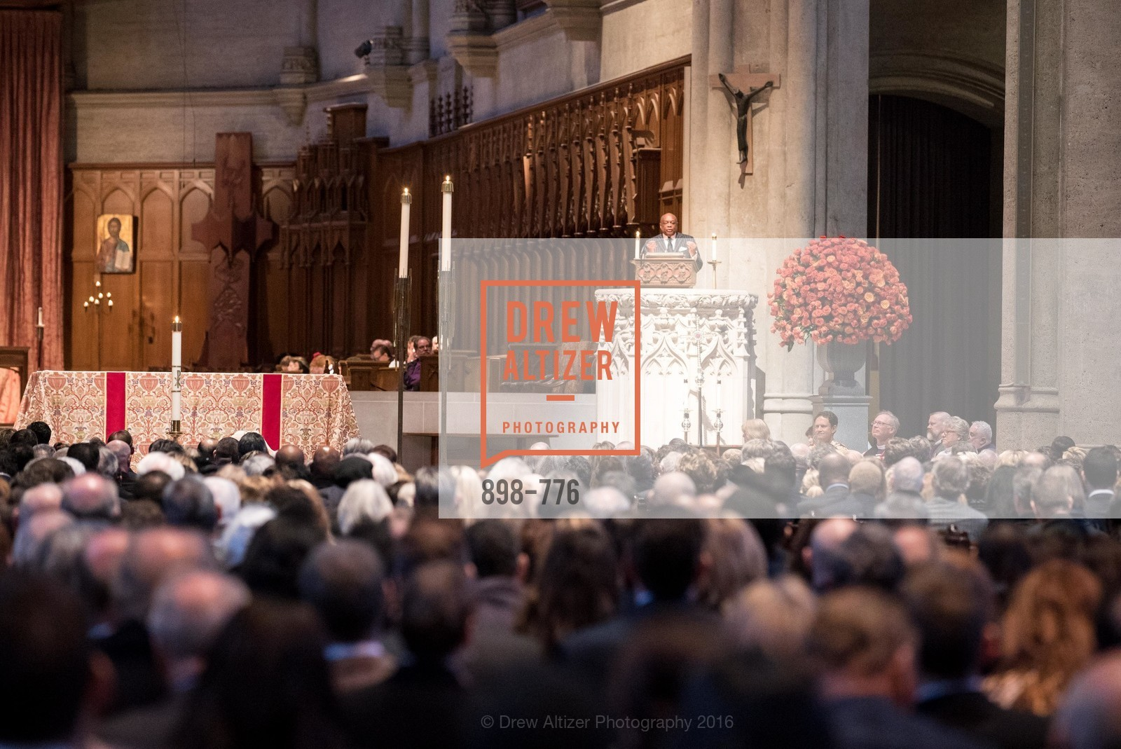Willie Brown, Wilkes Bashford Funeral, Grace Cathedral. 1100 California St, January 29th, 2016,Drew Altizer, Drew Altizer Photography, full-service agency, private events, San Francisco photographer, photographer california