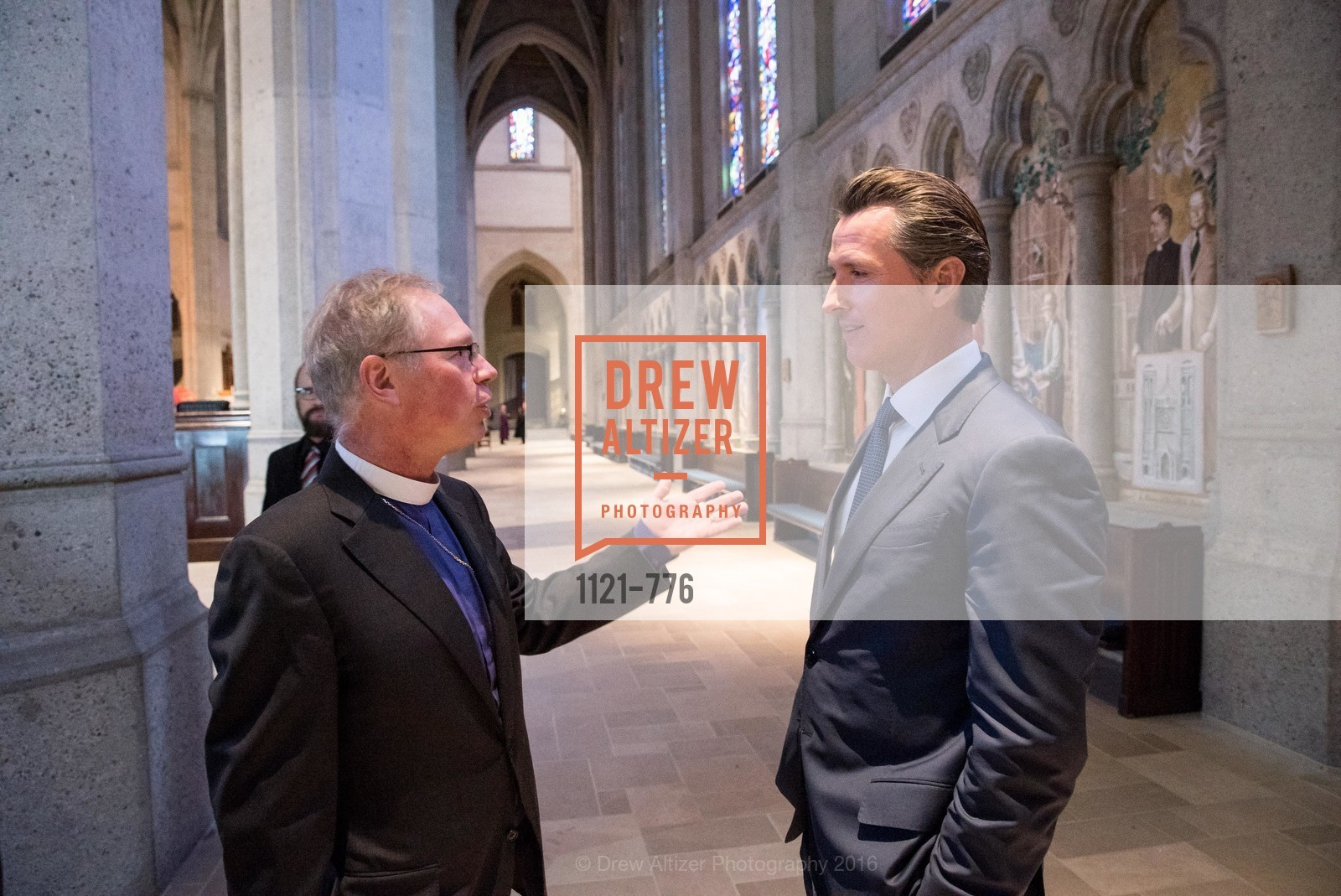 Marc Andrus, Gavin Newsom, Wilkes Bashford Funeral, Grace Cathedral. 1100 California St, January 29th, 2016,Drew Altizer, Drew Altizer Photography, full-service agency, private events, San Francisco photographer, photographer california
