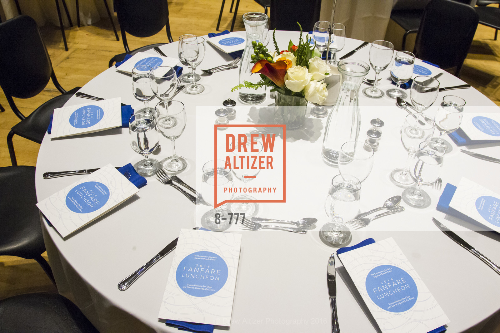 Atmosphere, The San Francisco Conservatory of Music Fanfare Luncheon, San Francisco Conservatory of Music. 50 Oak Street, January 29th, 2016,Drew Altizer, Drew Altizer Photography, full-service agency, private events, San Francisco photographer, photographer california