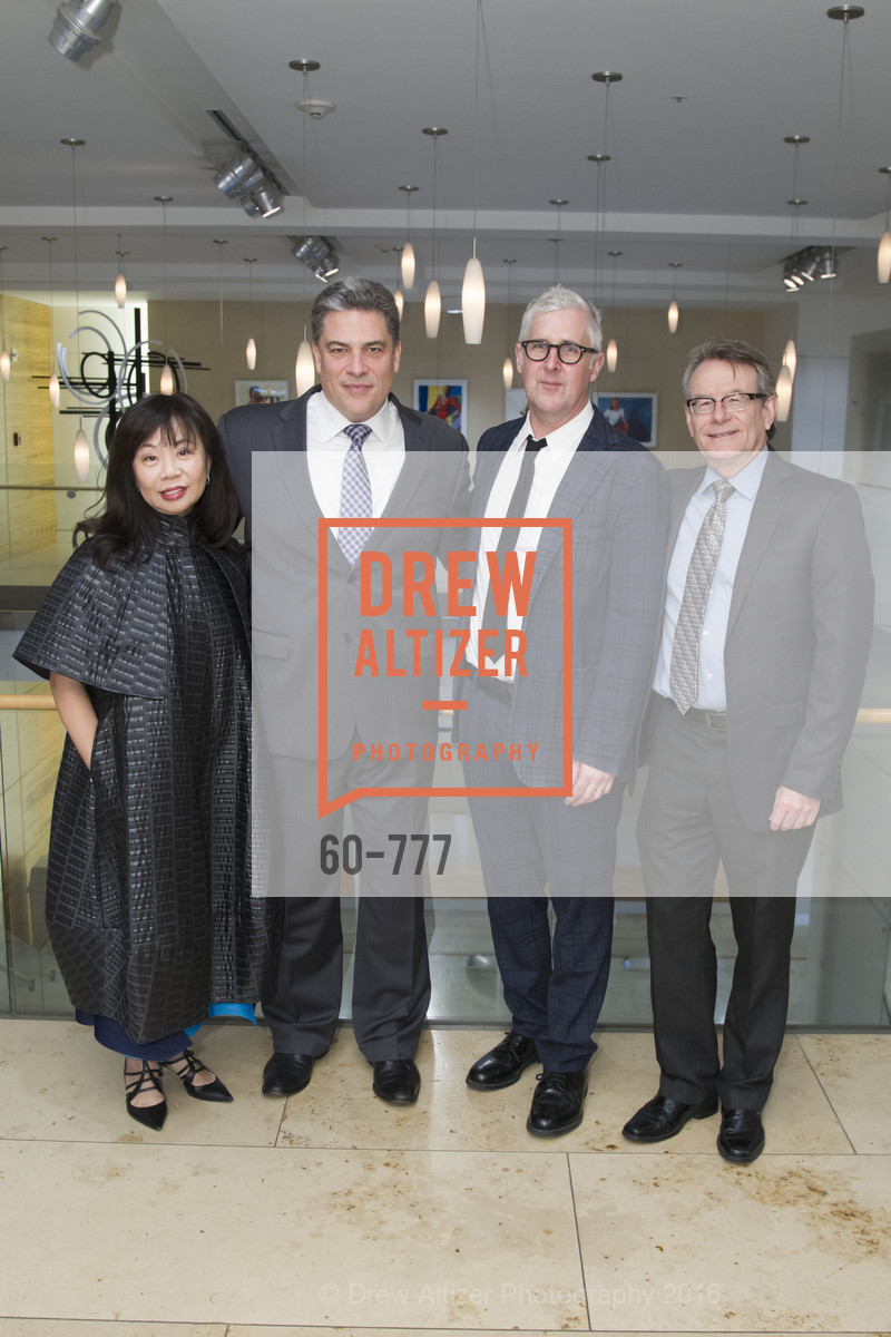 Rebecca-Sen Chan, David Stull, James Freeman, Clark Fobes, The San Francisco Conservatory of Music Fanfare Luncheon, San Francisco Conservatory of Music. 50 Oak Street, January 29th, 2016,Drew Altizer, Drew Altizer Photography, full-service agency, private events, San Francisco photographer, photographer california