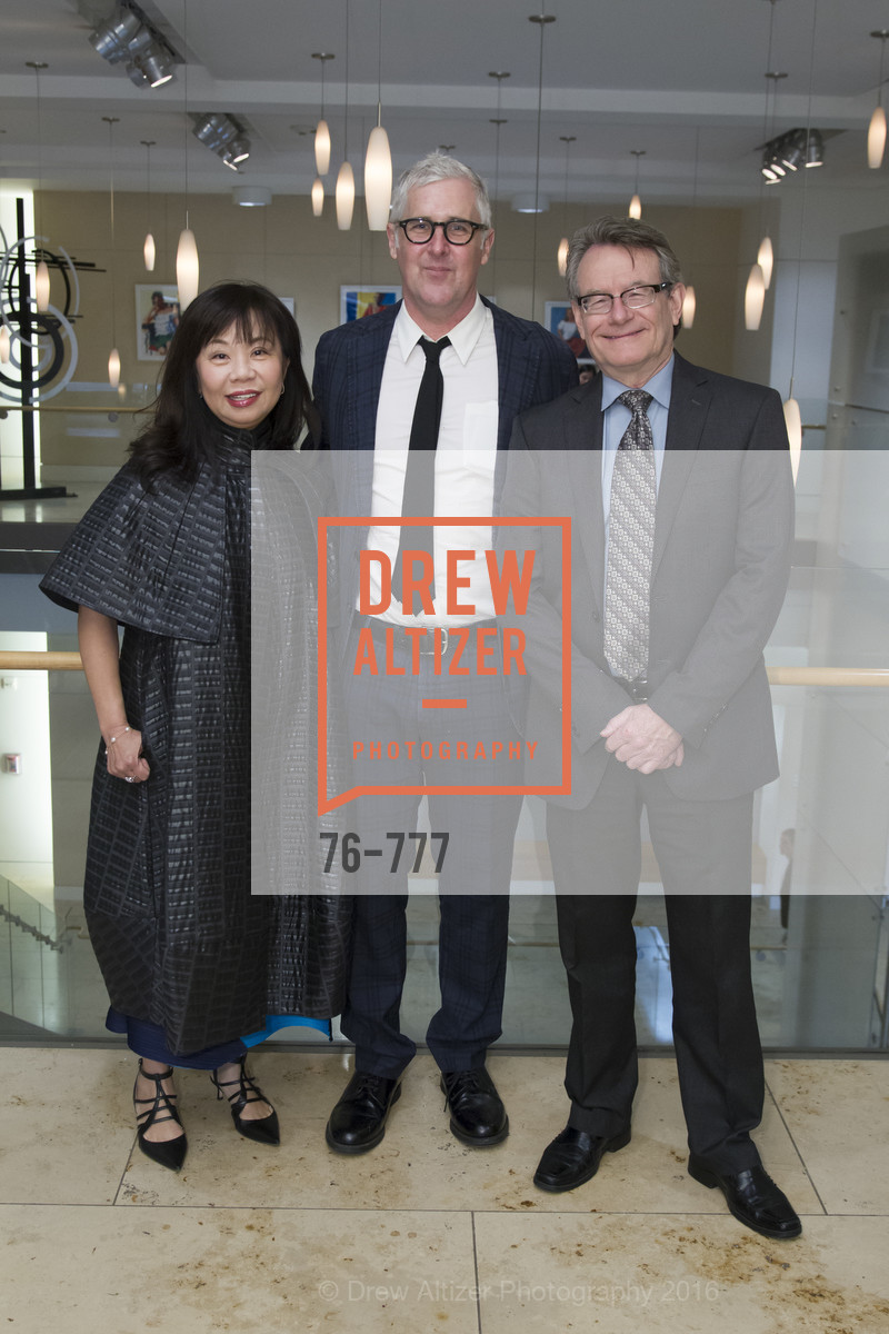 Rebecca-Sen Chan, James Freeman, Clark Fobes, The San Francisco Conservatory of Music Fanfare Luncheon, San Francisco Conservatory of Music. 50 Oak Street, January 29th, 2016,Drew Altizer, Drew Altizer Photography, full-service event agency, private events, San Francisco photographer, photographer California