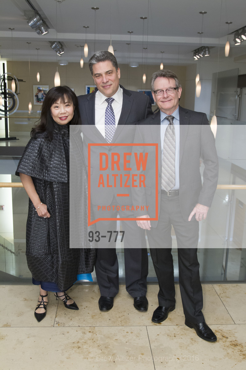 Rebecca-Sen Chan, David Stull, Clark Fobes, The San Francisco Conservatory of Music Fanfare Luncheon, San Francisco Conservatory of Music. 50 Oak Street, January 29th, 2016,Drew Altizer, Drew Altizer Photography, full-service event agency, private events, San Francisco photographer, photographer California