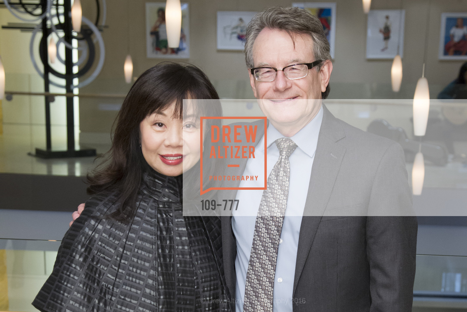 Rebecca-Sen Chan, Clark Fobes, The San Francisco Conservatory of Music Fanfare Luncheon, San Francisco Conservatory of Music. 50 Oak Street, January 29th, 2016,Drew Altizer, Drew Altizer Photography, full-service agency, private events, San Francisco photographer, photographer california
