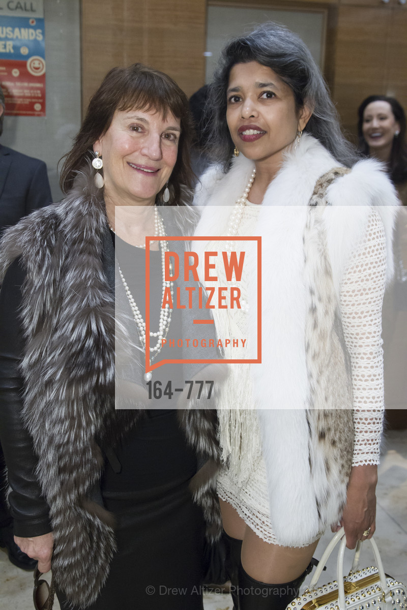 Debby Sagues, Deepa Pakianathan, The San Francisco Conservatory of Music Fanfare Luncheon, San Francisco Conservatory of Music. 50 Oak Street, January 29th, 2016,Drew Altizer, Drew Altizer Photography, full-service agency, private events, San Francisco photographer, photographer california