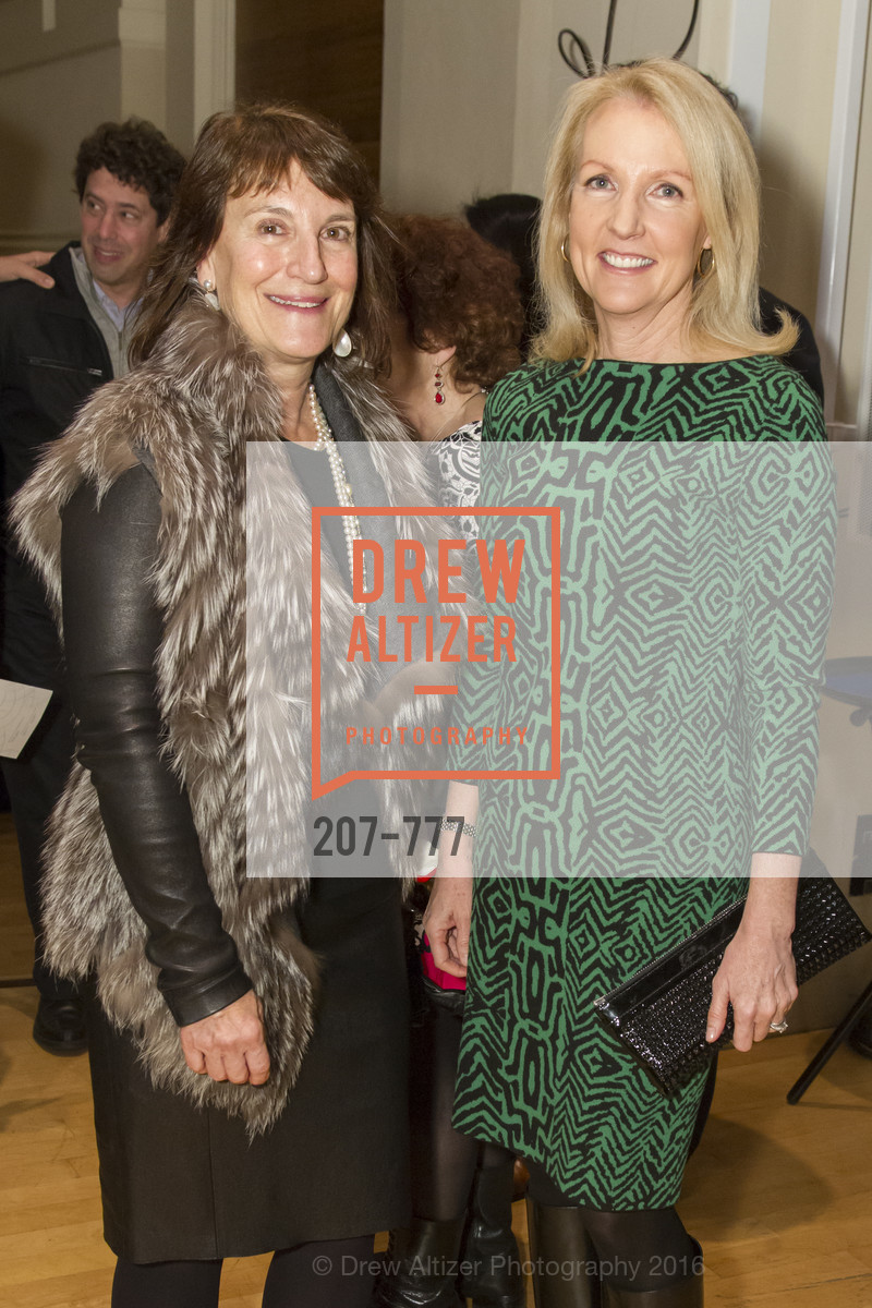 Debby Sagues, Ann Girard, The San Francisco Conservatory of Music Fanfare Luncheon, San Francisco Conservatory of Music. 50 Oak Street, January 29th, 2016,Drew Altizer, Drew Altizer Photography, full-service agency, private events, San Francisco photographer, photographer california