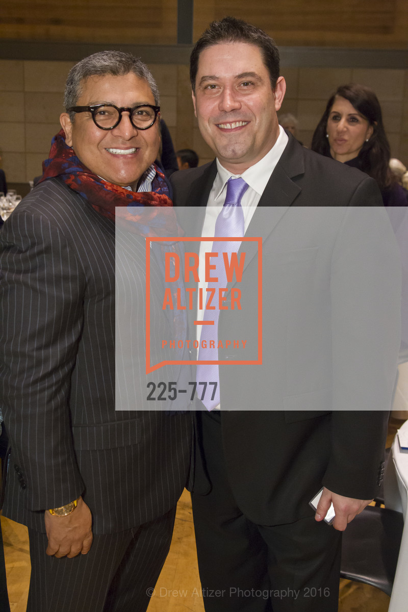 Riccardo Benavides, Christian Mills, The San Francisco Conservatory of Music Fanfare Luncheon, San Francisco Conservatory of Music. 50 Oak Street, January 29th, 2016,Drew Altizer, Drew Altizer Photography, full-service agency, private events, San Francisco photographer, photographer california