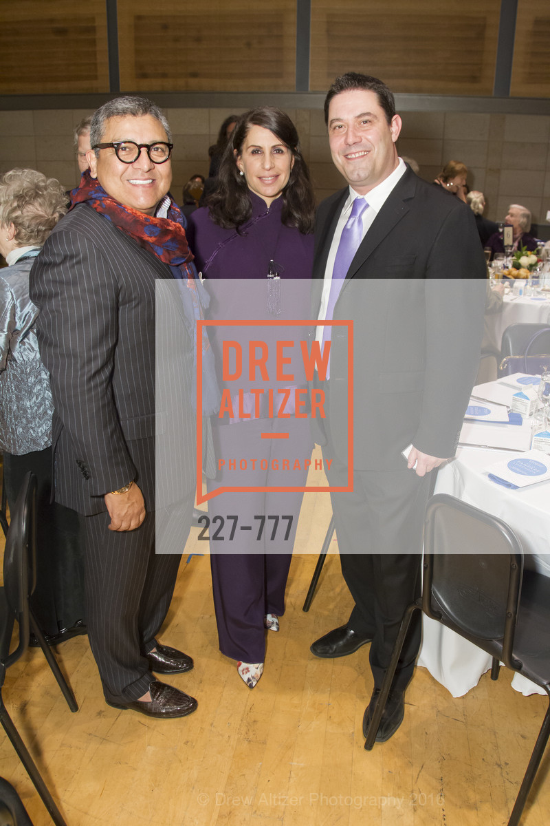 Riccardo Benavides, Lisa Grotts, Christian Mills, The San Francisco Conservatory of Music Fanfare Luncheon, San Francisco Conservatory of Music. 50 Oak Street, January 29th, 2016,Drew Altizer, Drew Altizer Photography, full-service agency, private events, San Francisco photographer, photographer california