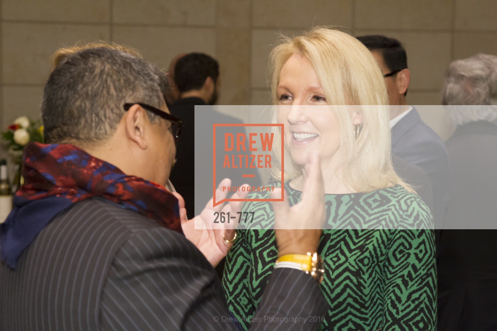 Ann Girard, The San Francisco Conservatory of Music Fanfare Luncheon, San Francisco Conservatory of Music. 50 Oak Street, January 29th, 2016,Drew Altizer, Drew Altizer Photography, full-service agency, private events, San Francisco photographer, photographer california