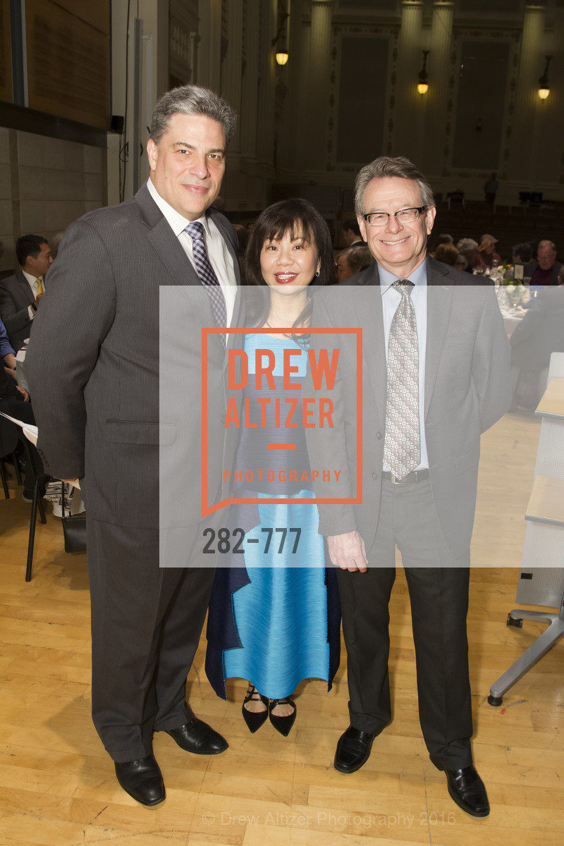 David Stull, Rebecca-Sen Chan, Clark Fobes, The San Francisco Conservatory of Music Fanfare Luncheon, San Francisco Conservatory of Music. 50 Oak Street, January 29th, 2016,Drew Altizer, Drew Altizer Photography, full-service agency, private events, San Francisco photographer, photographer california
