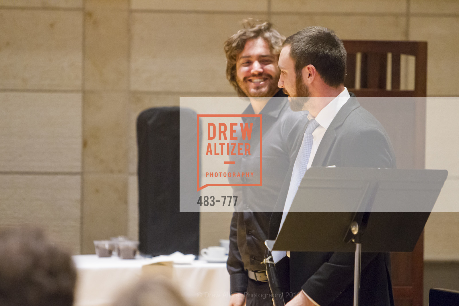 Extras, The San Francisco Conservatory of Music Fanfare Luncheon, January 29th, 2016, Photo,Drew Altizer, Drew Altizer Photography, full-service agency, private events, San Francisco photographer, photographer california