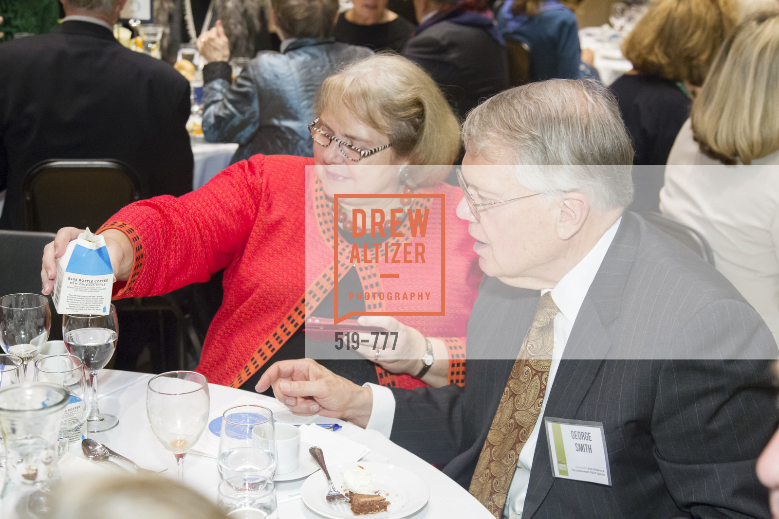 Camilla Smith, George Smith, The San Francisco Conservatory of Music Fanfare Luncheon, San Francisco Conservatory of Music. 50 Oak Street, January 29th, 2016,Drew Altizer, Drew Altizer Photography, full-service agency, private events, San Francisco photographer, photographer california