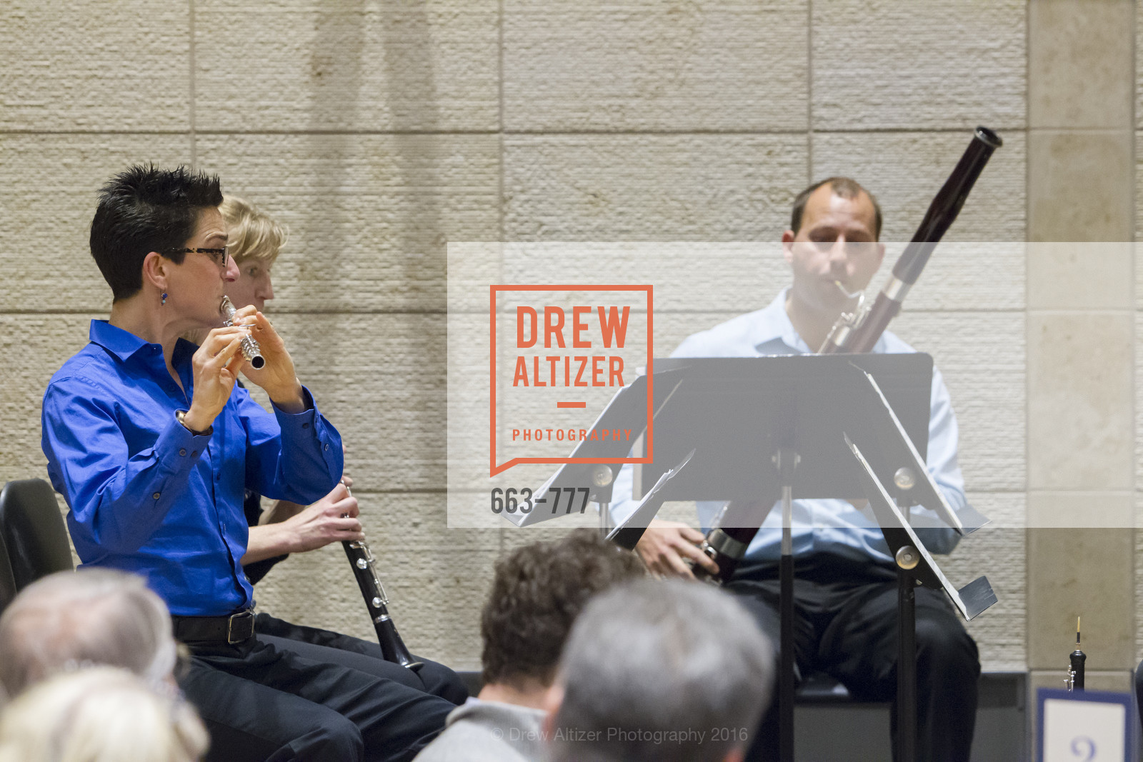 Performance, The San Francisco Conservatory of Music Fanfare Luncheon, San Francisco Conservatory of Music. 50 Oak Street, January 29th, 2016,Drew Altizer, Drew Altizer Photography, full-service event agency, private events, San Francisco photographer, photographer California