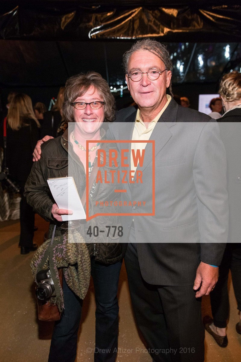 Catherine Bigelow, Paul Dubois, The Bay Lights Grand Relighting Celebration, Epic Steakhouse. 369 The Embarcadero, January 29th, 2016,Drew Altizer, Drew Altizer Photography, full-service agency, private events, San Francisco photographer, photographer california
