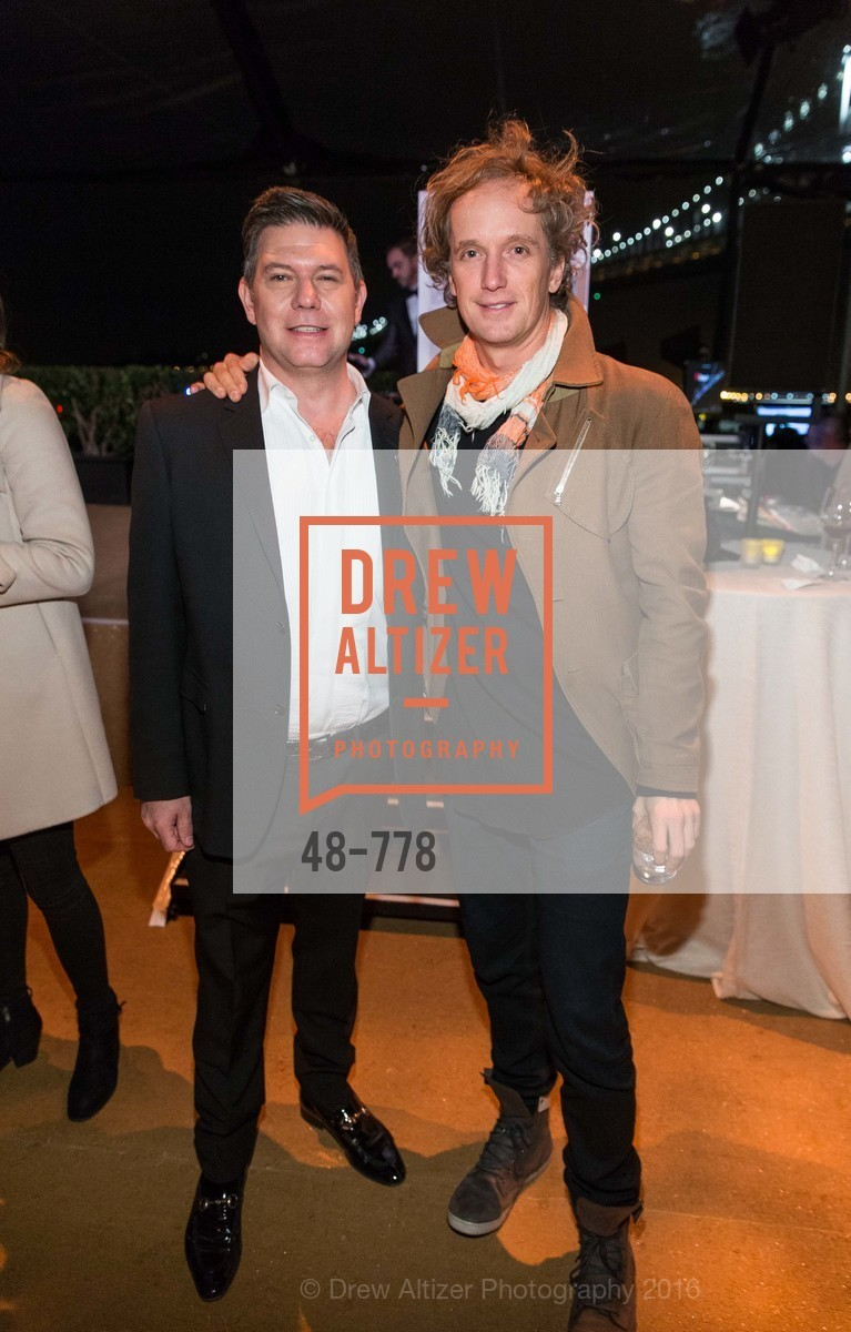 Leo Villareal, Yves Behar, The Bay Lights Grand Relighting Celebration, Epic Steakhouse. 369 The Embarcadero, January 29th, 2016,Drew Altizer, Drew Altizer Photography, full-service agency, private events, San Francisco photographer, photographer california