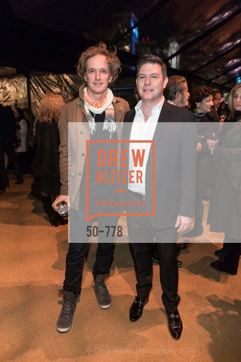 Yves Behar, Leo Villareal, The Bay Lights Grand Relighting Celebration, Epic Steakhouse. 369 The Embarcadero, January 29th, 2016,Drew Altizer, Drew Altizer Photography, full-service event agency, private events, San Francisco photographer, photographer California