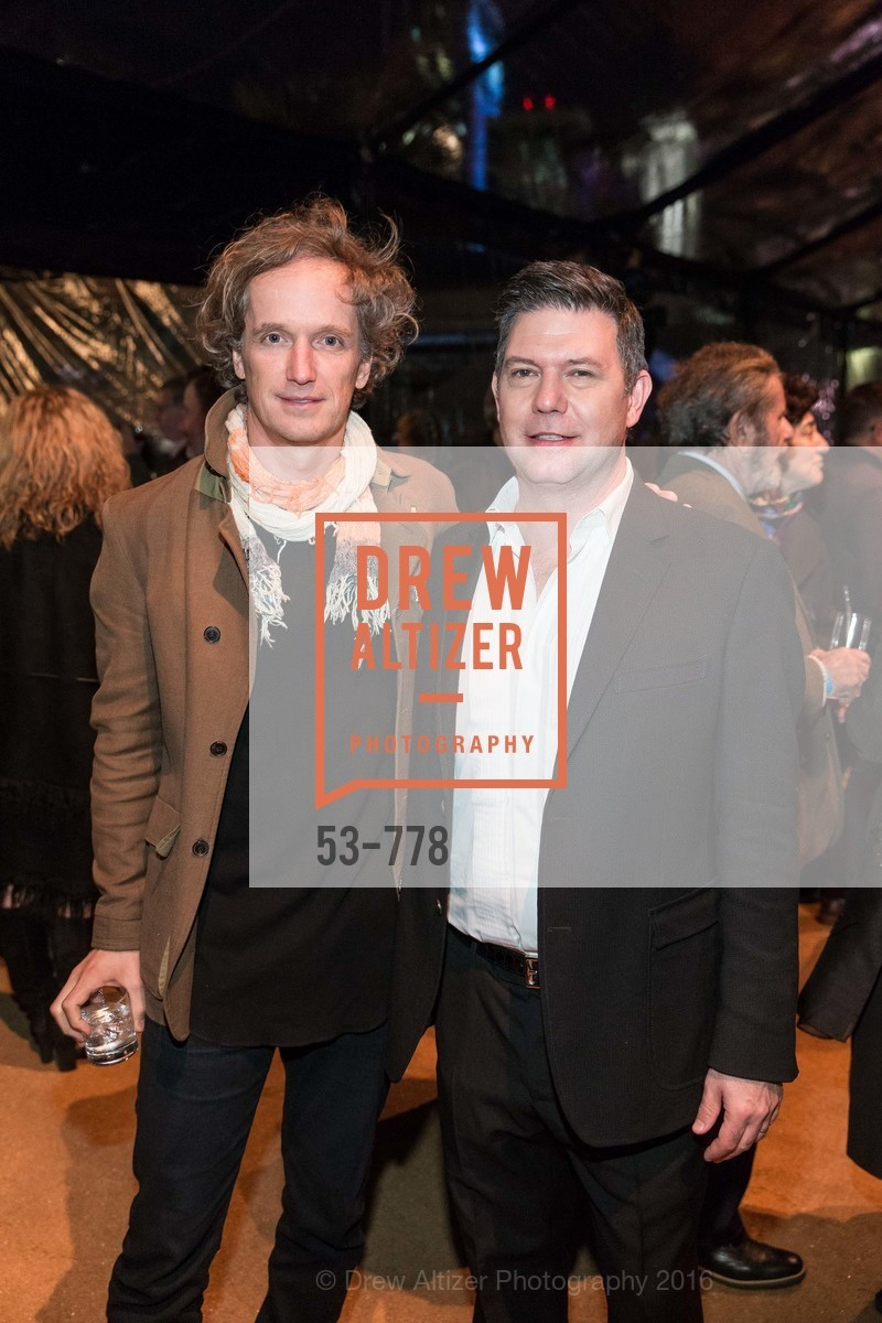 Yves Behar, Leo Villareal, The Bay Lights Grand Relighting Celebration, Epic Steakhouse. 369 The Embarcadero, January 29th, 2016,Drew Altizer, Drew Altizer Photography, full-service agency, private events, San Francisco photographer, photographer california