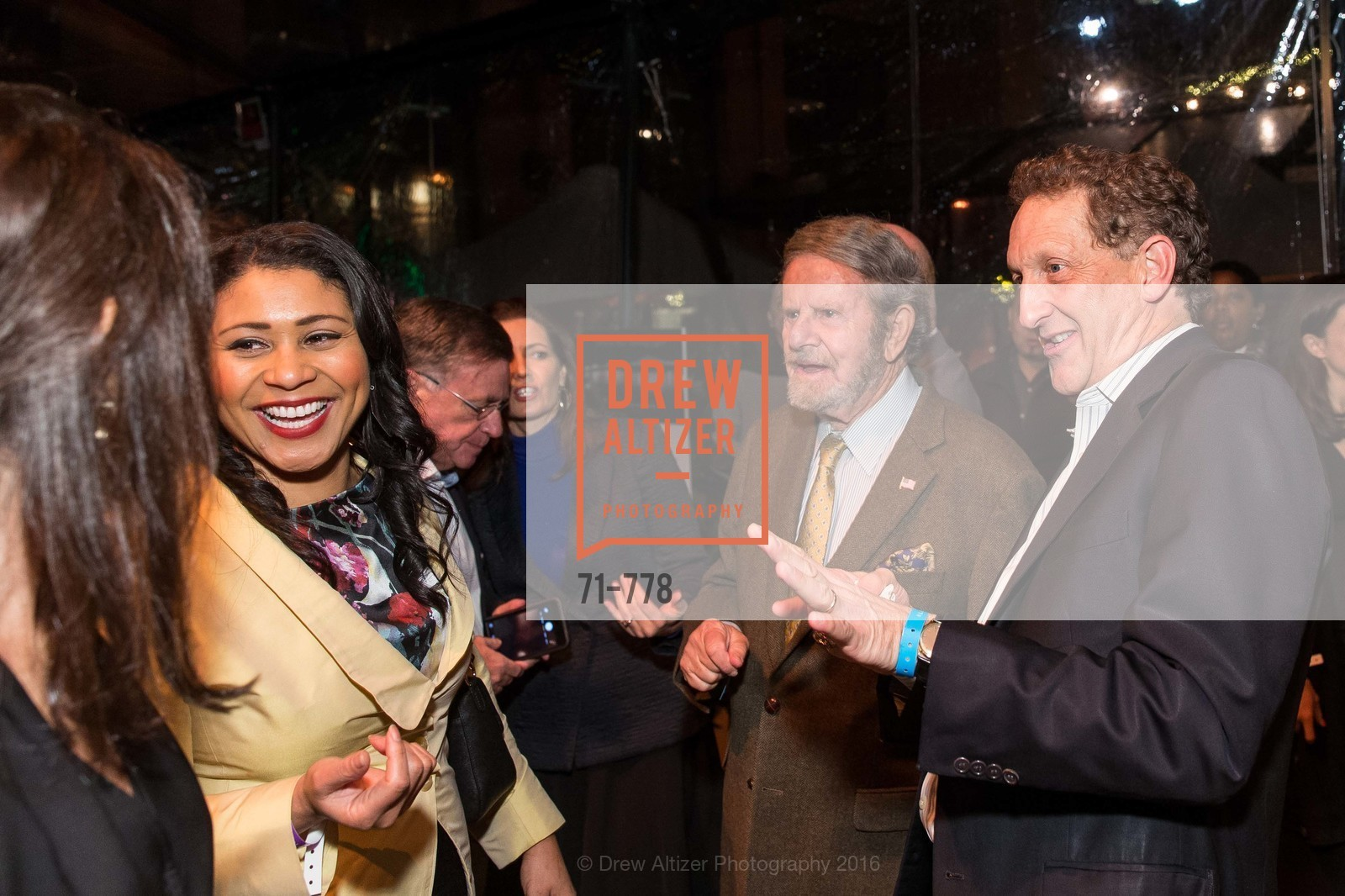 London Breed, Tad Taube, Larry Baer, The Bay Lights Grand Relighting Celebration, Epic Steakhouse. 369 The Embarcadero, January 29th, 2016,Drew Altizer, Drew Altizer Photography, full-service agency, private events, San Francisco photographer, photographer california