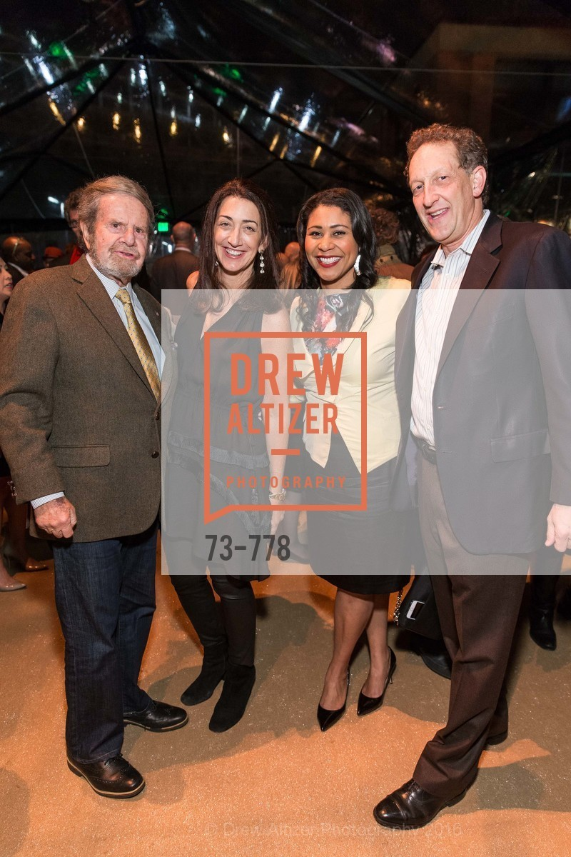 Tad Taube, Pam Baer, London Breed, Larry Baer, The Bay Lights Grand Relighting Celebration, Epic Steakhouse. 369 The Embarcadero, January 29th, 2016,Drew Altizer, Drew Altizer Photography, full-service agency, private events, San Francisco photographer, photographer california