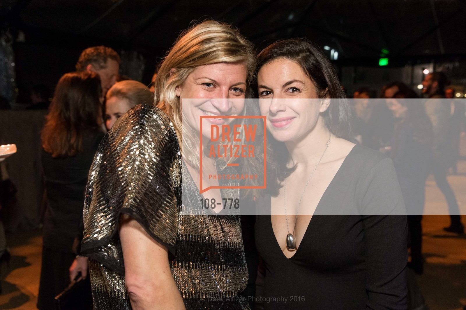 Danielle Madeira, Sabrina Buell, The Bay Lights Grand Relighting Celebration, Epic Steakhouse. 369 The Embarcadero, January 29th, 2016,Drew Altizer, Drew Altizer Photography, full-service agency, private events, San Francisco photographer, photographer california