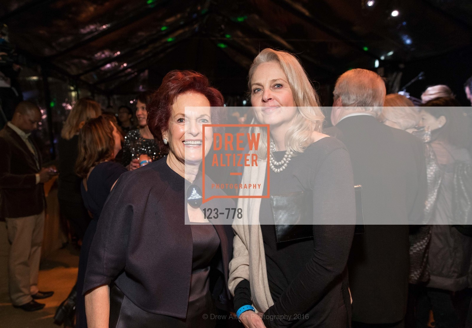 Helen Hilton Raiser, Catherine Hackworth, The Bay Lights Grand Relighting Celebration, Epic Steakhouse. 369 The Embarcadero, January 29th, 2016,Drew Altizer, Drew Altizer Photography, full-service agency, private events, San Francisco photographer, photographer california