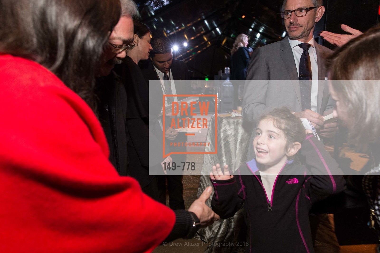 Bella Kaufman, The Bay Lights Grand Relighting Celebration, Epic Steakhouse. 369 The Embarcadero, January 29th, 2016,Drew Altizer, Drew Altizer Photography, full-service agency, private events, San Francisco photographer, photographer california