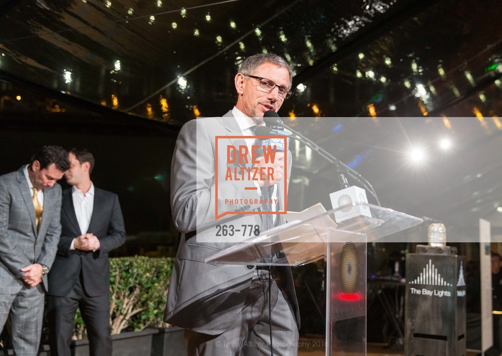 Ben Davis, The Bay Lights Grand Relighting Celebration, Epic Steakhouse. 369 The Embarcadero, January 29th, 2016,Drew Altizer, Drew Altizer Photography, full-service agency, private events, San Francisco photographer, photographer california