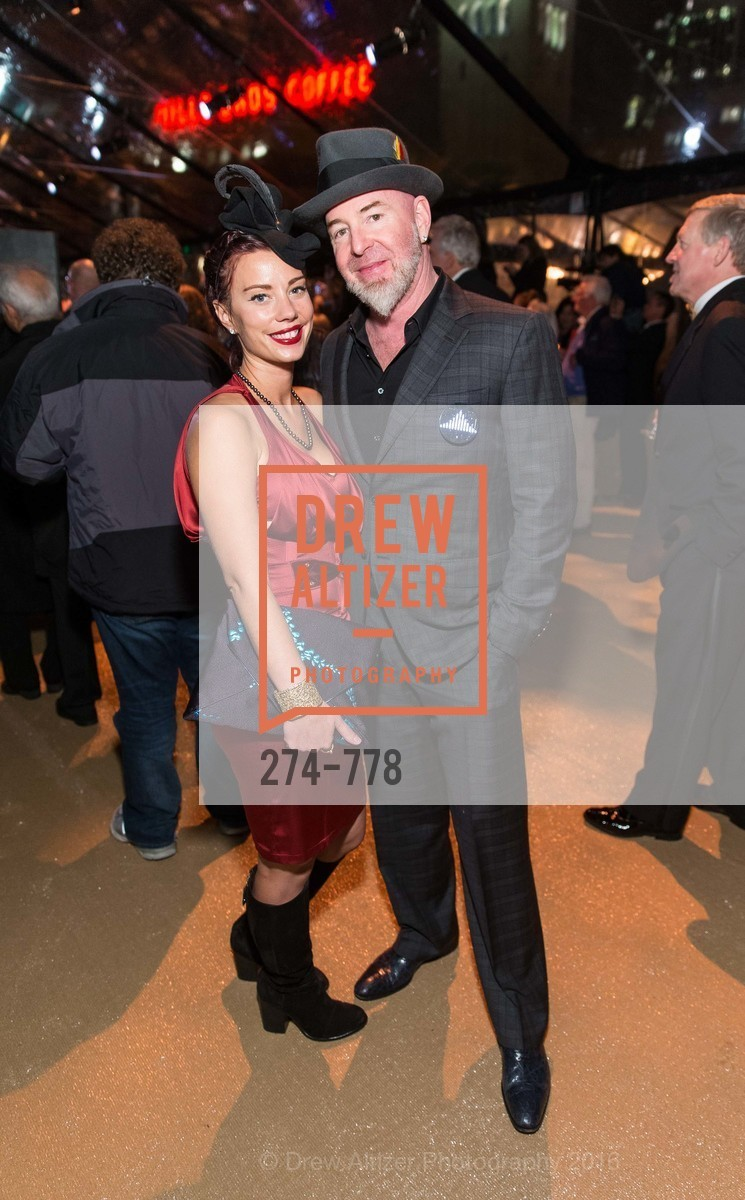 Camille Bently, Chris Bently, The Bay Lights Grand Relighting Celebration, Epic Steakhouse. 369 The Embarcadero, January 29th, 2016,Drew Altizer, Drew Altizer Photography, full-service agency, private events, San Francisco photographer, photographer california