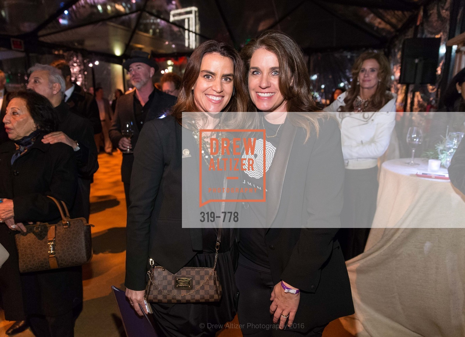 Kelley O'Brien, The Bay Lights Grand Relighting Celebration, Epic Steakhouse. 369 The Embarcadero, January 29th, 2016,Drew Altizer, Drew Altizer Photography, full-service agency, private events, San Francisco photographer, photographer california