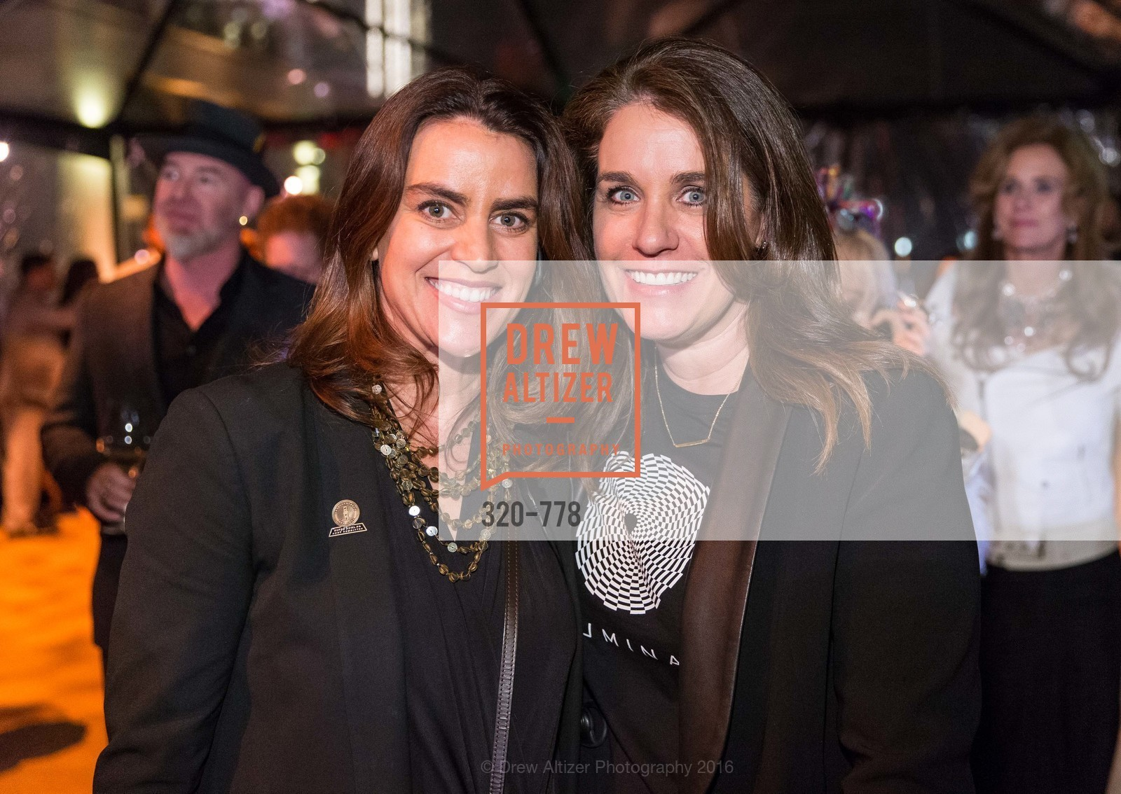 Kelley O'Brien, The Bay Lights Grand Relighting Celebration, Epic Steakhouse. 369 The Embarcadero, January 29th, 2016,Drew Altizer, Drew Altizer Photography, full-service event agency, private events, San Francisco photographer, photographer California