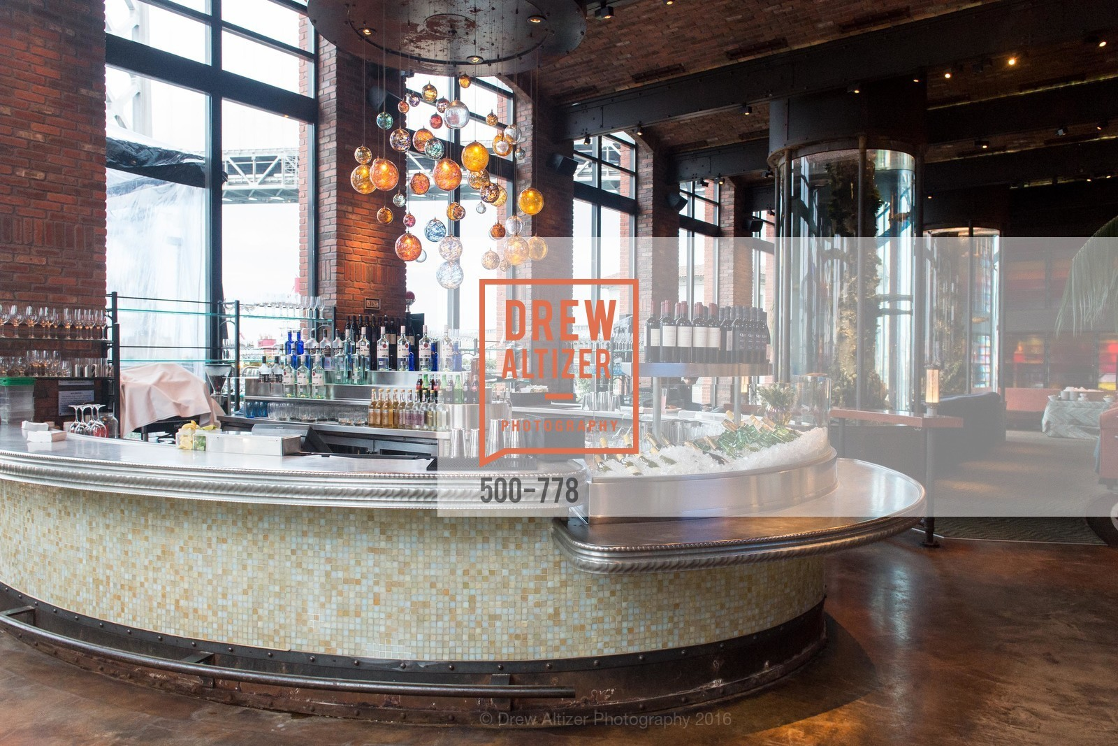 Atmosphere, The Bay Lights Grand Relighting Celebration, Epic Steakhouse. 369 The Embarcadero, January 29th, 2016,Drew Altizer, Drew Altizer Photography, full-service agency, private events, San Francisco photographer, photographer california