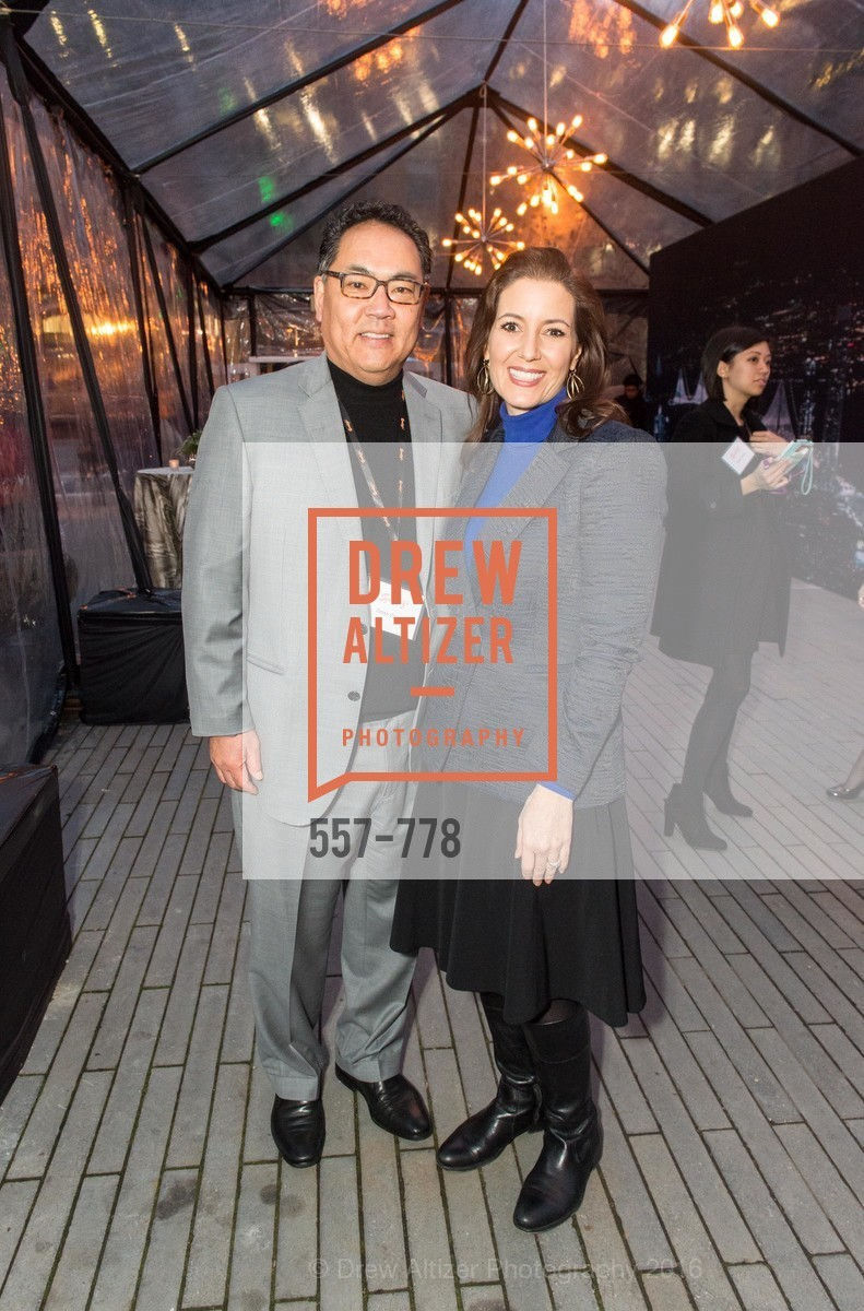 Dean Osaki, Libby Schaaf, The Bay Lights Grand Relighting Celebration, Epic Steakhouse. 369 The Embarcadero, January 29th, 2016,Drew Altizer, Drew Altizer Photography, full-service event agency, private events, San Francisco photographer, photographer California
