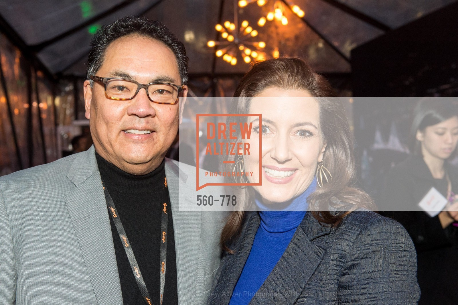 Dean Osaki, Libby Schaaf, The Bay Lights Grand Relighting Celebration, Epic Steakhouse. 369 The Embarcadero, January 29th, 2016,Drew Altizer, Drew Altizer Photography, full-service agency, private events, San Francisco photographer, photographer california