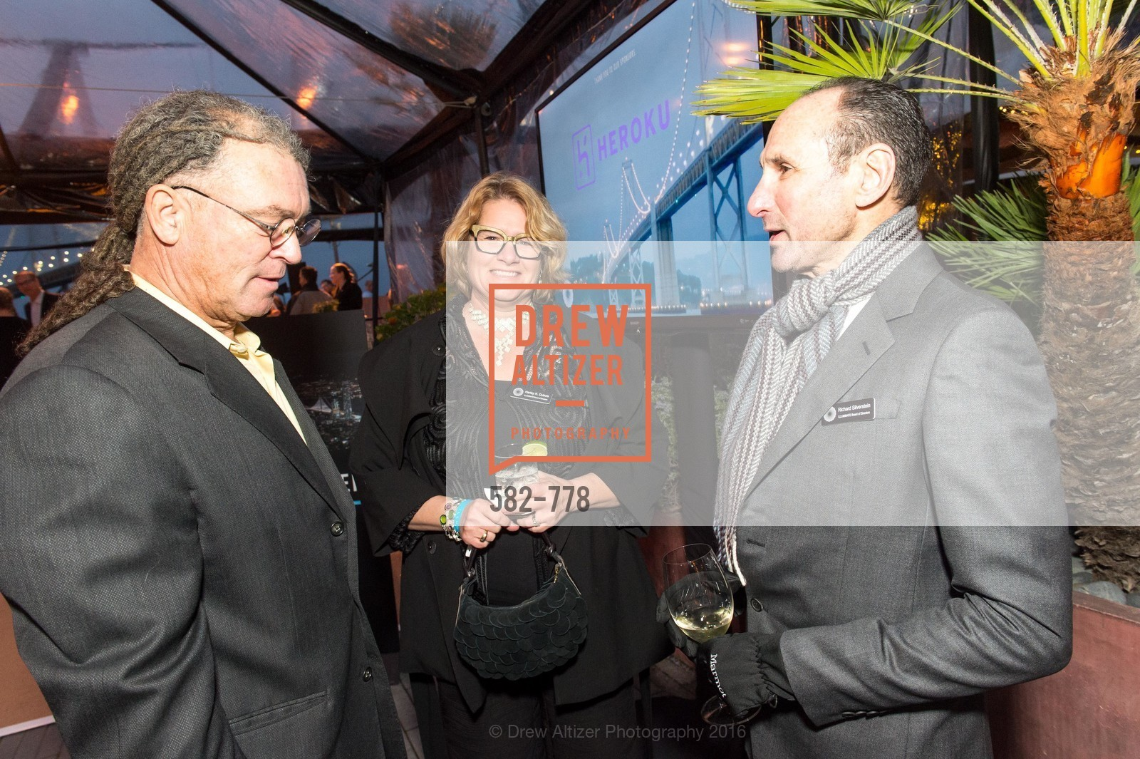 Paul Dubois, Harley K. Dubois, Rich Silverstein, The Bay Lights Grand Relighting Celebration, Epic Steakhouse. 369 The Embarcadero, January 29th, 2016,Drew Altizer, Drew Altizer Photography, full-service agency, private events, San Francisco photographer, photographer california