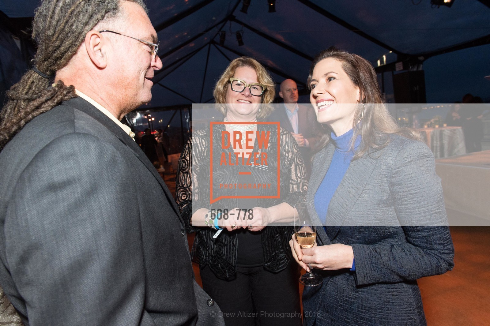Paul Dubois, Harley K. Dubois, Libby Schaaf, The Bay Lights Grand Relighting Celebration, Epic Steakhouse. 369 The Embarcadero, January 29th, 2016,Drew Altizer, Drew Altizer Photography, full-service agency, private events, San Francisco photographer, photographer california