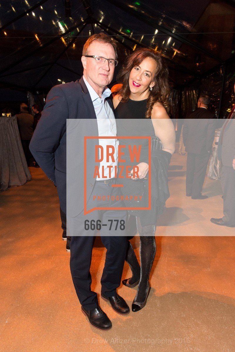 Tim Clark, Patricia Wilson, The Bay Lights Grand Relighting Celebration, Epic Steakhouse. 369 The Embarcadero, January 29th, 2016,Drew Altizer, Drew Altizer Photography, full-service agency, private events, San Francisco photographer, photographer california